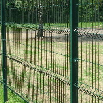 China Welded Wire Mesh Fence Haotian Hardware Wire Mesh