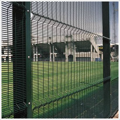 China 358 Security Fence Haotian Hardware Wire Mesh